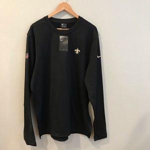 Nike Saints Onfield Apparel Crewneck Sweatshirt